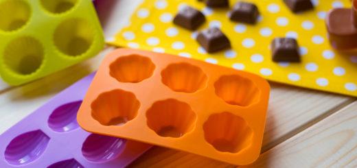 forma de silicone