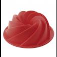 Forma para Flan Grande n 24  em Silicone - Mimo Style