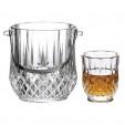 Jogo para Whisky com 7 Pecas - Dynasty collection